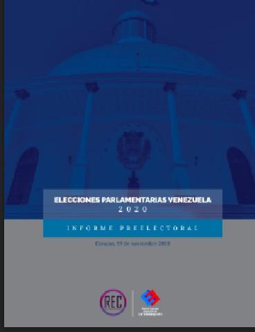 Informe Pre Electoral