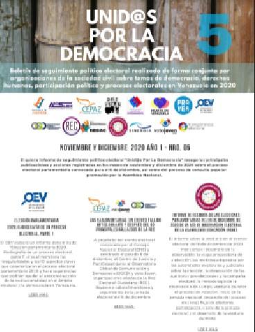 Unid@s por la Democracia 5