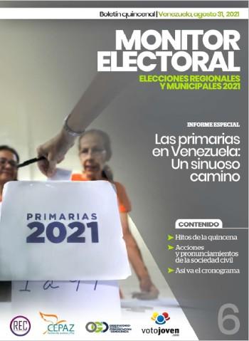 Monitor Electoral #6