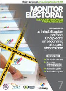 Monitor Electoral #7