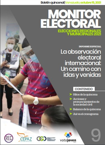 Monitor Electoral #9