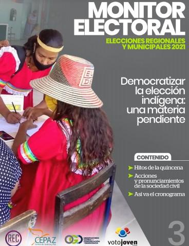 Monitor Electoral #3